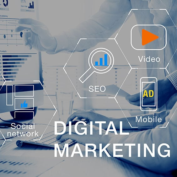Digital Marketing - Print Point Creative